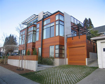 ChiaroScuro   Sunset Hill in Washington By Studio Ectypos in architecture  Category