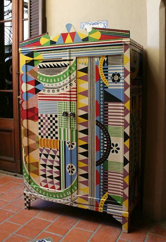 Painted furniture from Lucas Rise