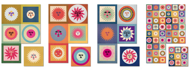 Alexander Girard for FLOR