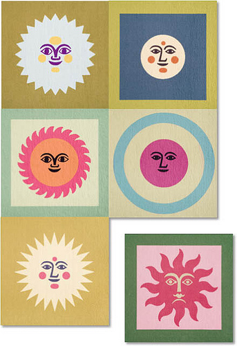 Alexander Girard for FLOR   Giveaway! in main  Category