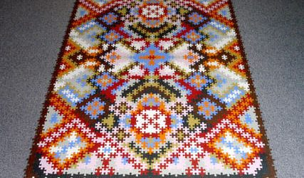 Create Your Own Persian Rug