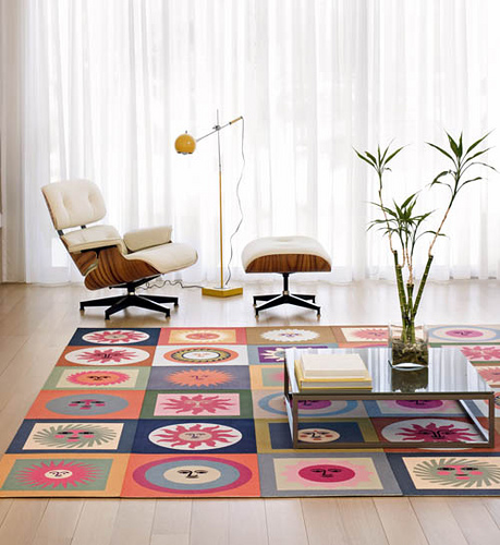 Alexander Girard for FLOR – Giveaway!