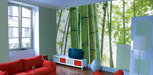 Wall textiles from OrangePiel