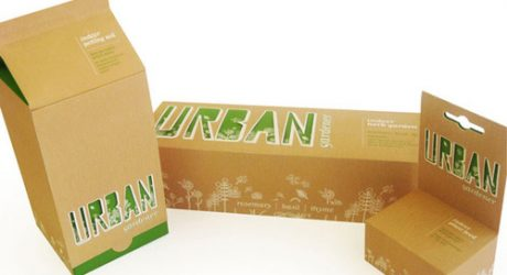 Urban Gardener Packaging Design