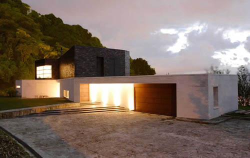 Sereno's House, Colombia, by Jaime Rendon Architects