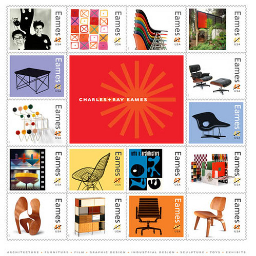 For All You Eames Lovers