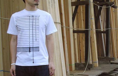 Venetian Blind Shirt