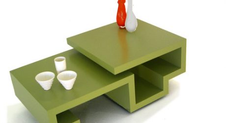 Zig-Zag Table