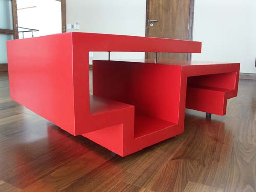 Zig Zag Table in main home furnishings  Category