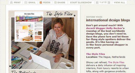International Design Blogs