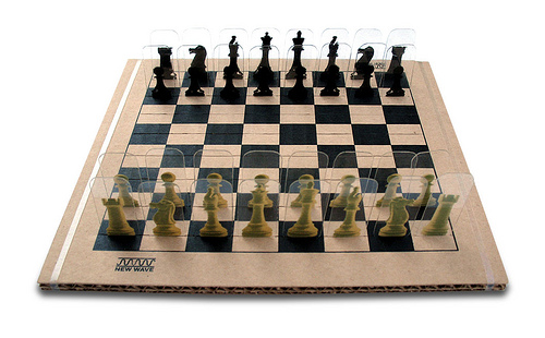 New Wave Chess & Checkers in home furnishings  Category