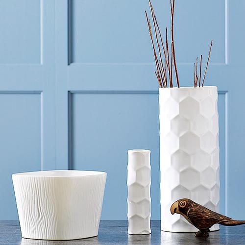 Pure Ceramic Vases