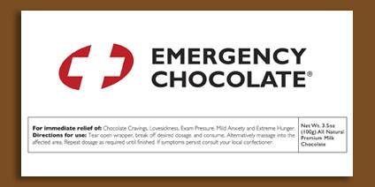 Emergency Chocolate