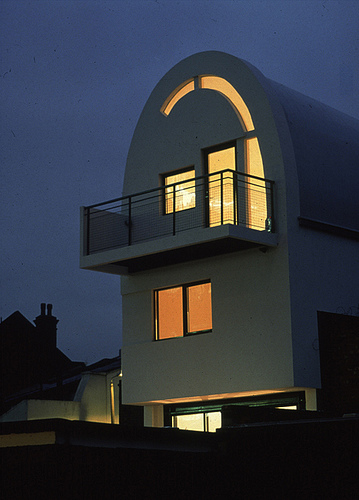 Doris' Place in the UK by Peter Barber Architects