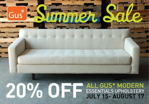 Gus Summer Sale