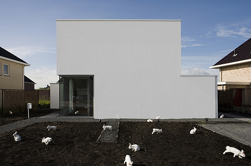 Family House in Holland by Studio Klink