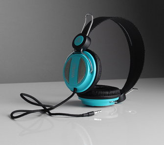Headphones Design in technology main  Category