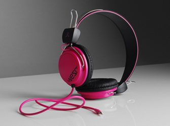 Headphones Design