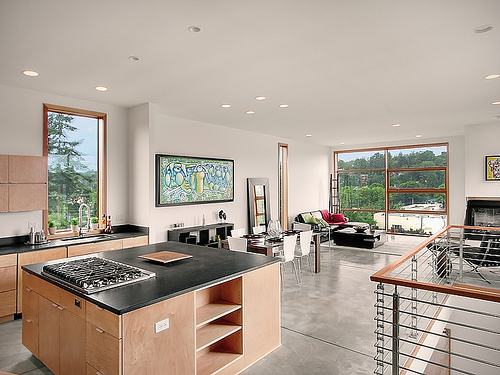 Mt. Baker Residence in Washington by pb Elemental Architecture