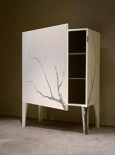 Dead Tree Cabinet