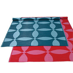Lovely Plastic Outdoor Rugs From Home Infatuation.