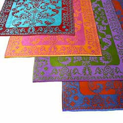 Plastic Outdoor Rugs