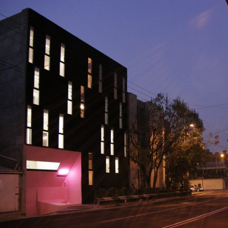 Gabriel Mancera Building in Mexico by at103