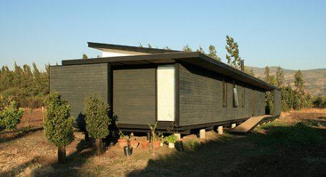 Casa Cristian Biehl in Chile by Daniel Rojo Arquitecto