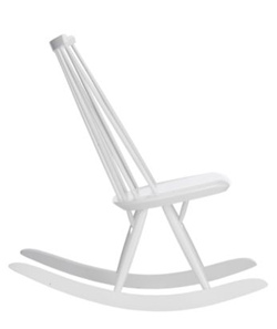 Mademoiselle Rocking Chair in main home furnishings  Category