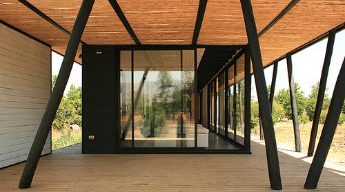 Casa cristian biehl in chile by daniel rojo arquitecto for Arquitectos de la arquitectura moderna