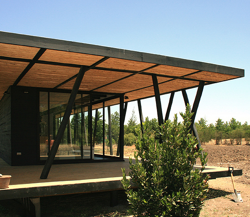 Casa Cristian Biehl in Chile by Daniel Rojo Arquitecto in main architecture  Category