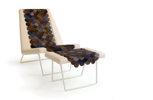 Vanity Easy Chair