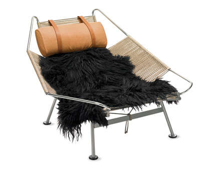 Flag Halyard Chair c.1950 by Hans Wegner in main home furnishings  Category