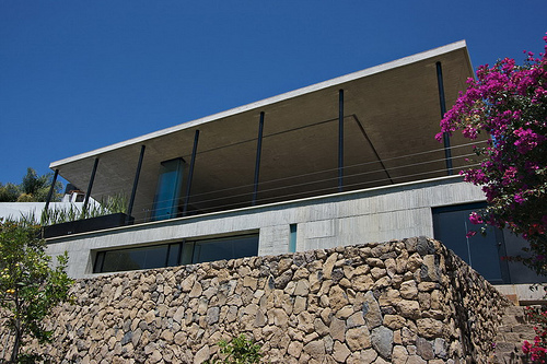 Casa Negra in Mexico by BGP Arquitectura