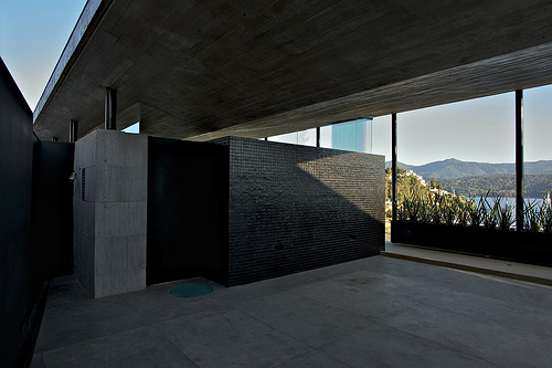 Casa Negra in Mexico by BGP Arquitectura in main architecture  Category