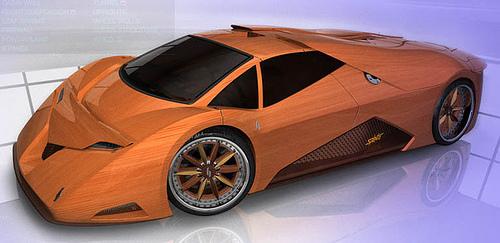 Building a Wooden Car