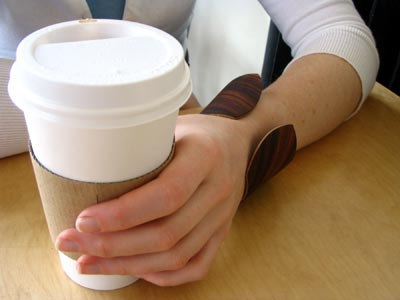 Coffee Cuff in style fashion main  Category