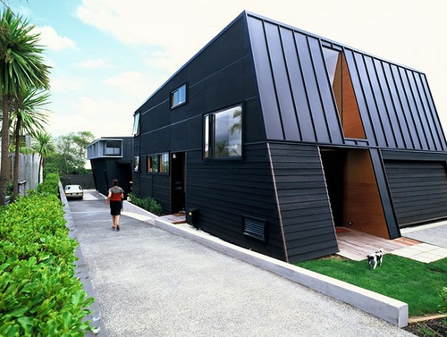 Webber Street in New Zealand by Hillery Priest Architecture in main architecture  Category