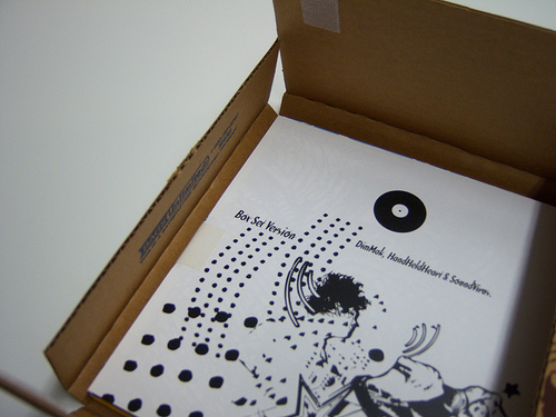 Insounds Top 10 Vinyl Packaging Designs in main art  Category