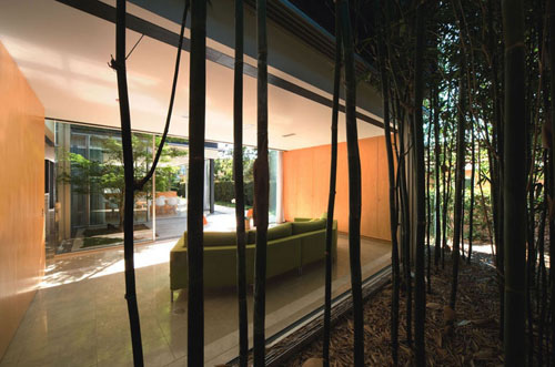 Szirtes House in Australia by Chenchow Little Architects in main architecture  Category