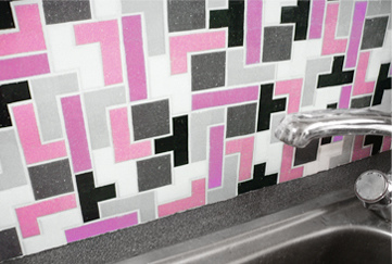Tetris Tiles in home furnishings  Category