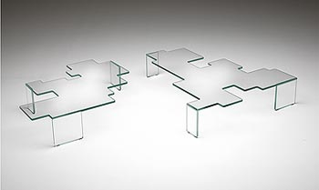 Space Invaders Low Tables