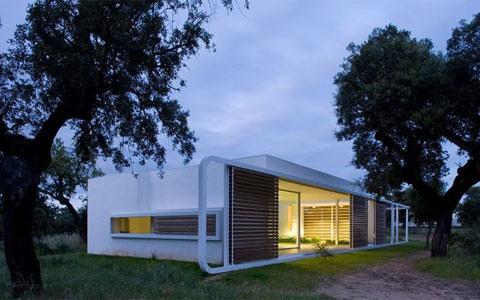 Badajoz House in Spain by Murado and Elvira