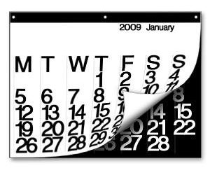 2009 Stendig Calendar