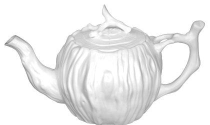 Faux Bois Coffee & Tea