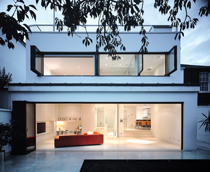 Modern Real Estate in main architecture  Category