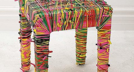 Balloona Stool by Natalie Kruch