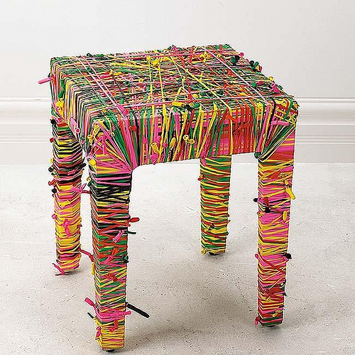 Balloona Stool by Natalie Kruch in home furnishings  Category