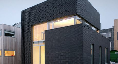 House IJburg in Amsterdam by Marc Koehler