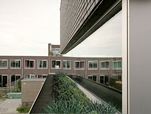 House IJburg in Amsterdam by Marc Koehler in architecture  Category